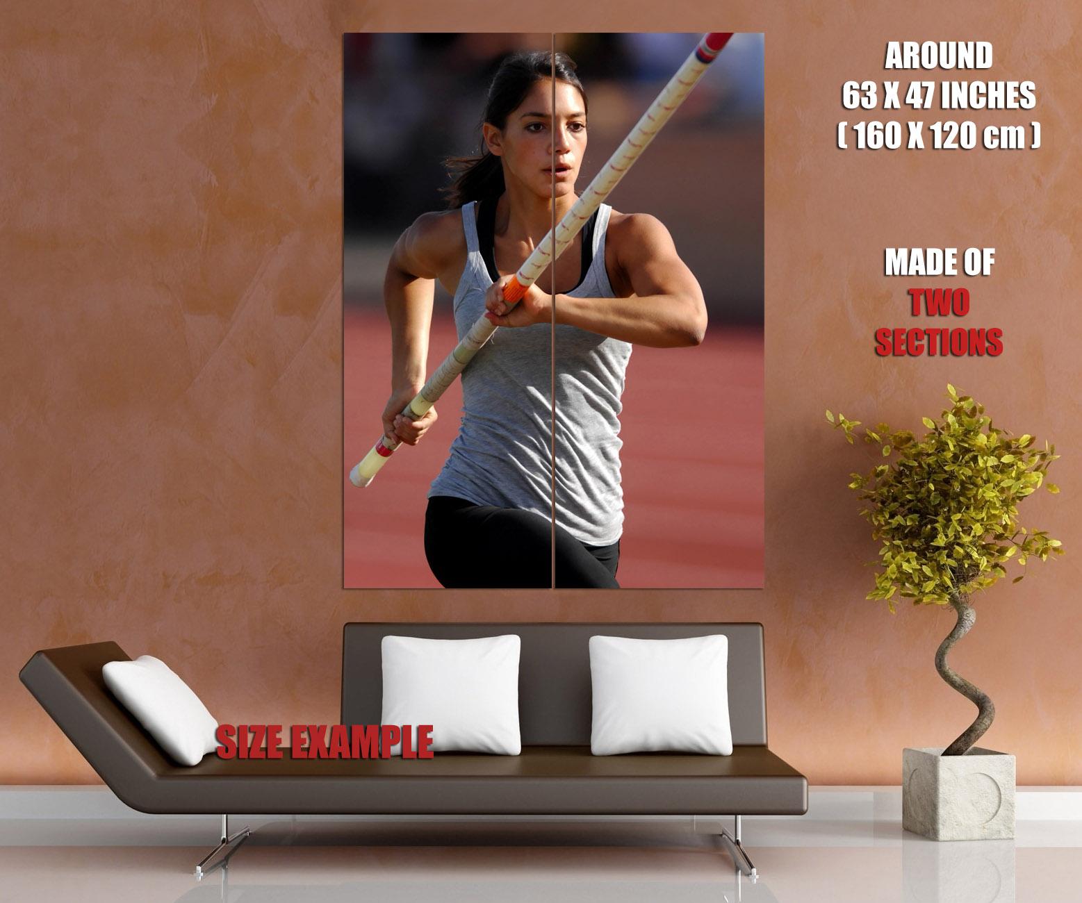 C4922-Allison-Stokke-Hottest-Pole-vaulter-Wall-Print-POSTER-AU