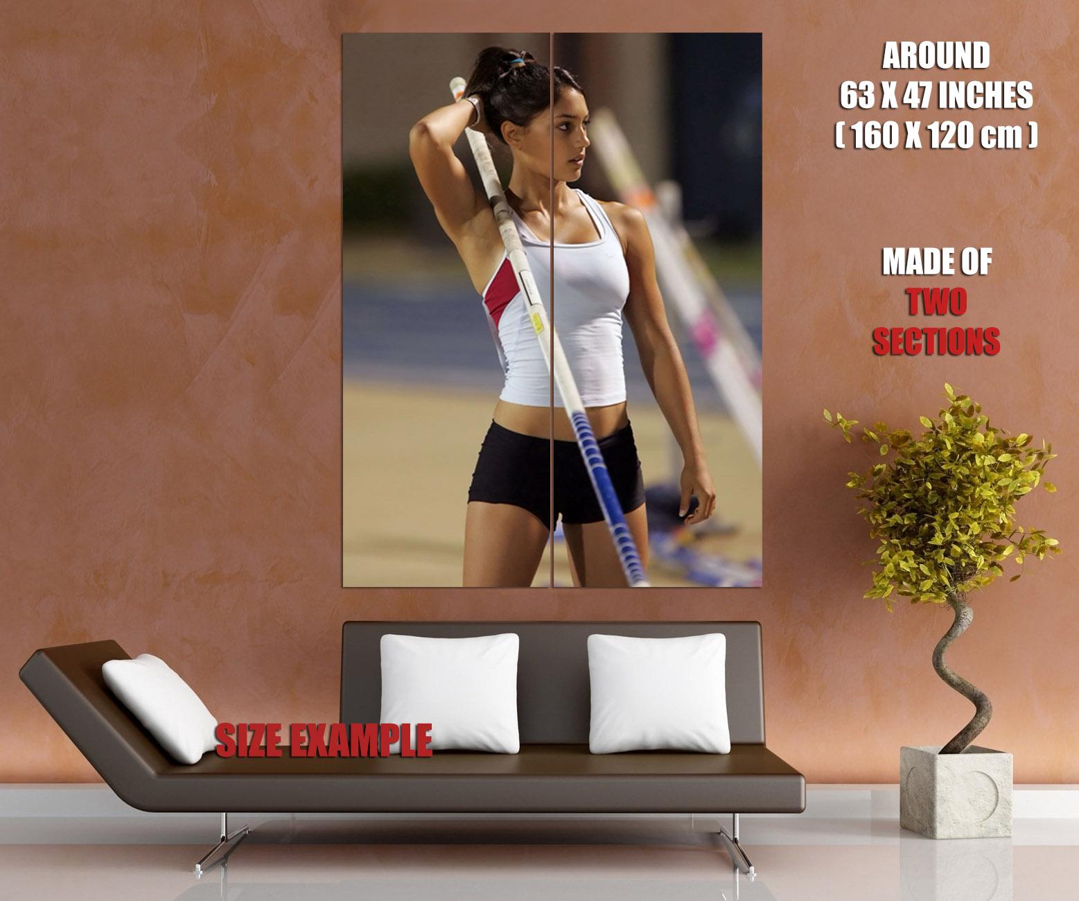 C4923-Allison-Stokke-Hottest-Pole-vaulter-Wall-Print-POSTER-AU