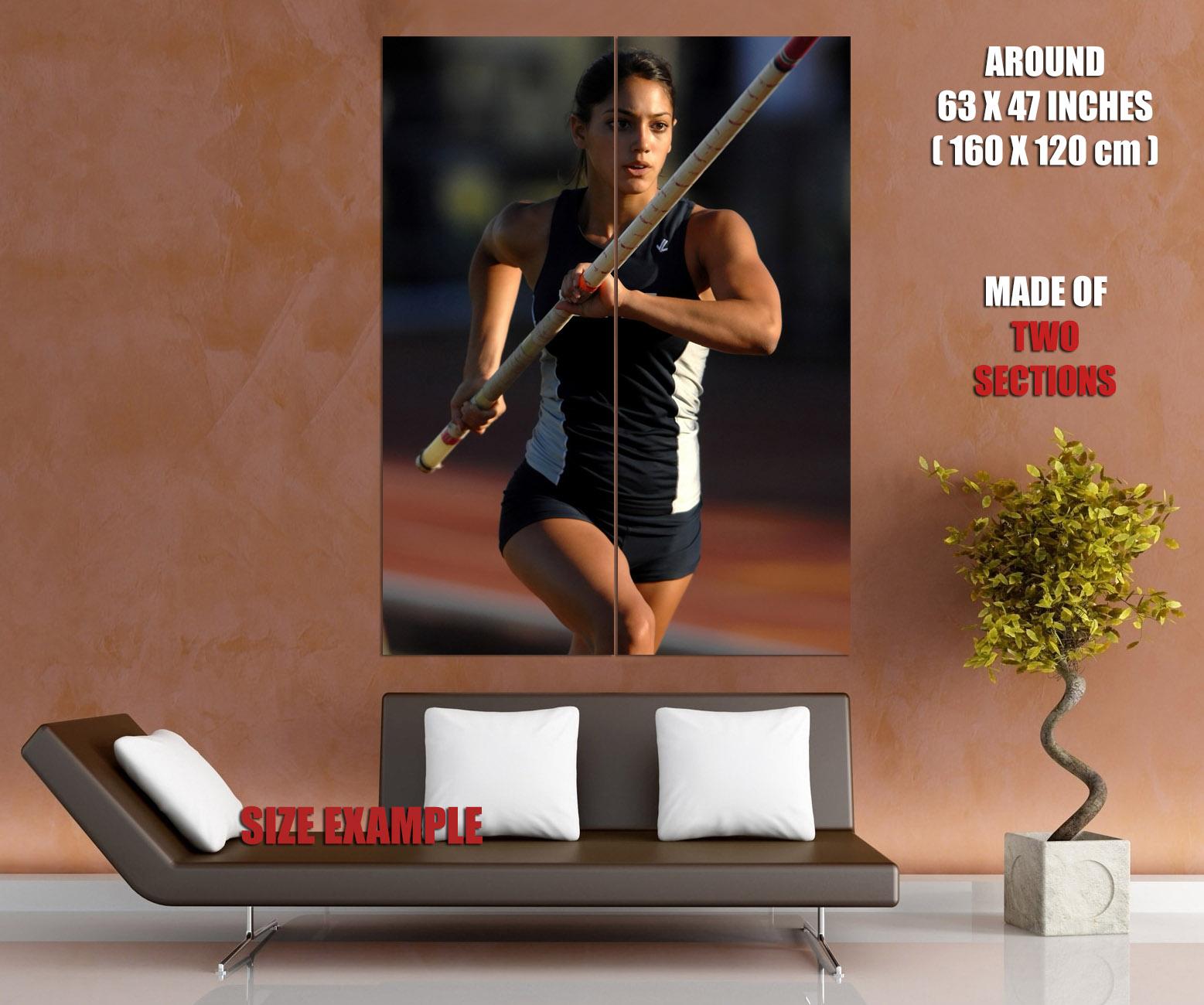 C4925-Allison-Stokke-Hottest-Pole-vaulter-Wall-Print-POSTER-AU