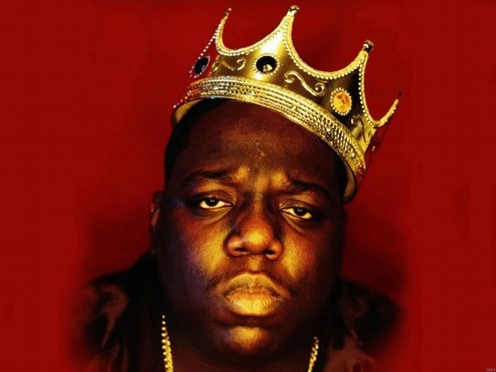 Notorious Hip Hop Rap Crown FRAMED FRAMED FRAMED CANVAS PRINT DE f8e5c0