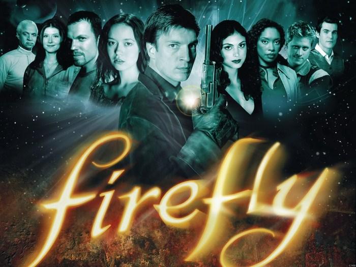 Firefly Western Drama TV Series Wall Print POSTER AU