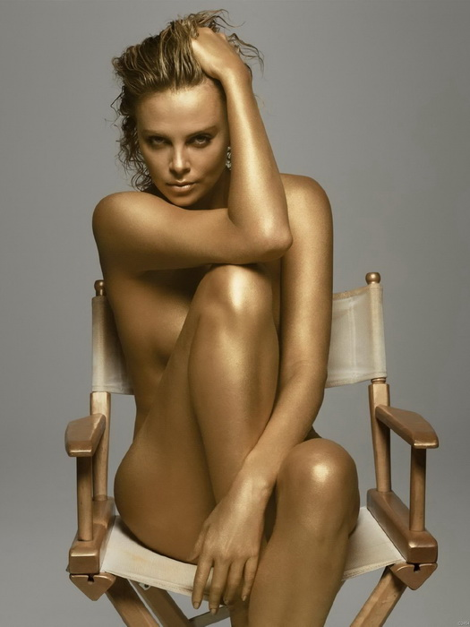 Charlize theron nude picture what that