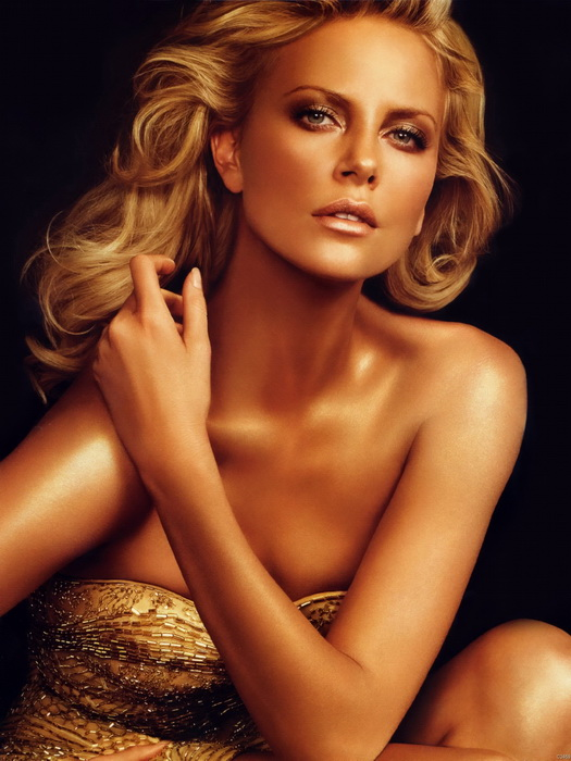 Sexy pics of charlize theron