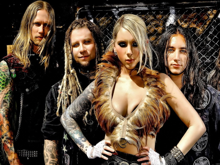 in this moment heavy metal band maria brink wall print poster ebay
