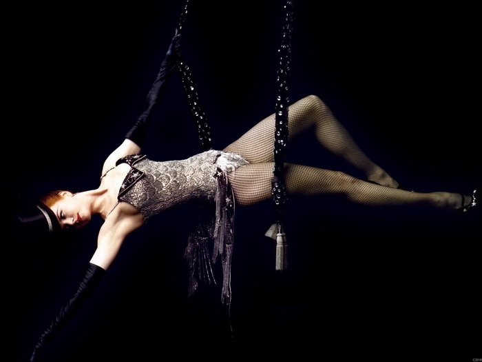 Moulin rot Movie Nicole Kidman Satine Wall Print POSTER AU