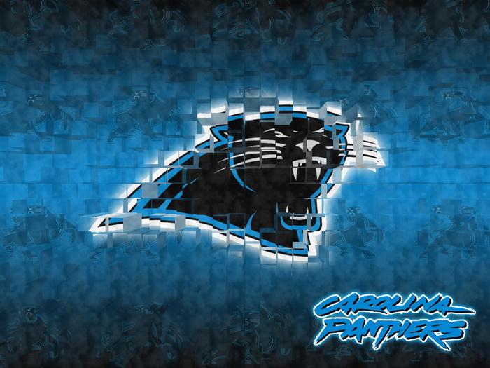 7ecff43e Carolina Panthers Logo Football NFL Wall Print POSTER UK | eBay