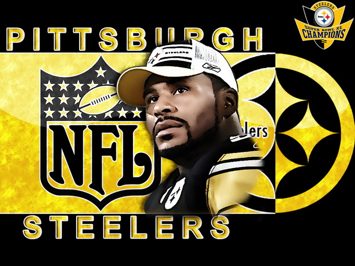 Jerome Jerome Jerome Bettis Pittsburgh Steelers NFL FRAMED CANVAS PRINT FR cfda67
