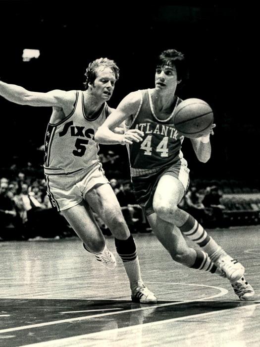 66ba60fa08b68 Details about D6847 Pistol Pete Maravich Vintage Retro BW NBA Basketball  Gigantic Print POSTER
