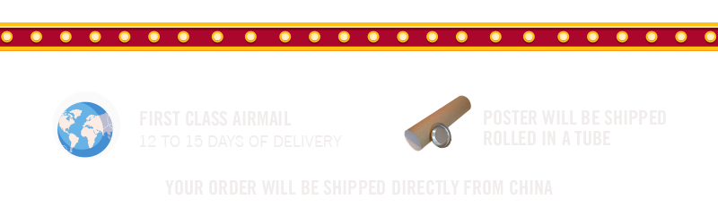 We ship to WORLDWIDE.