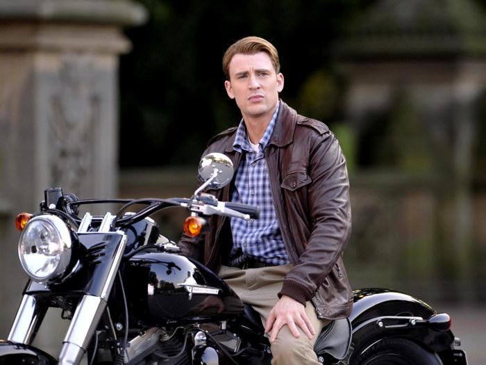 Channing Tatum Motorcycle Movie Actor Actor Actor FRAMED CANVAS PRINT DE fd72b4