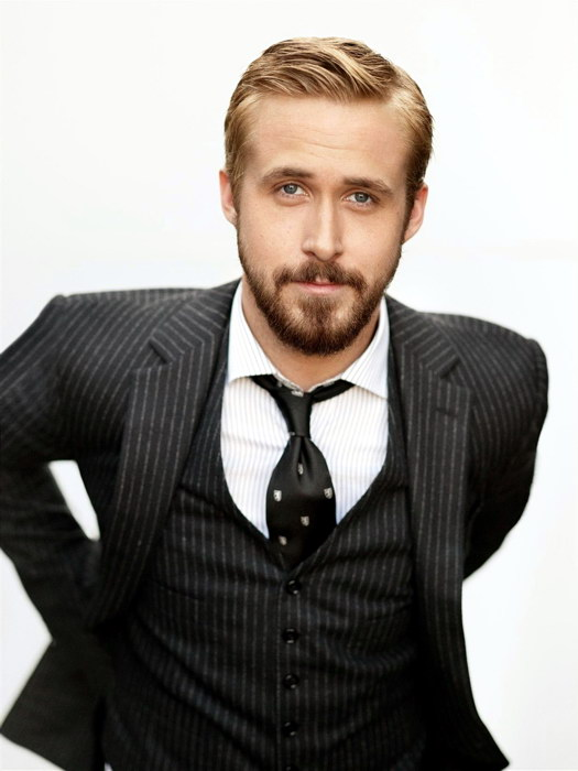 Ryan Gosling Hot Movie Movie Movie Actor FRAMED CANVAS PRINT DE 78221f