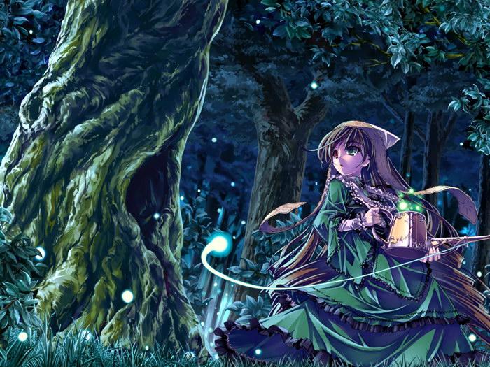 Rozen Maiden Suiseiseki Anime Art Wall Print POSTER AU