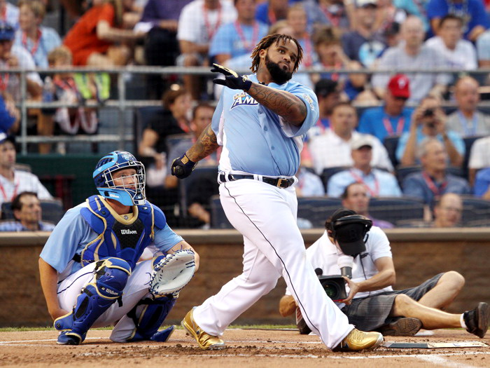Prince Fielder Baseball MLB Sport Sport Sport FRAMED CANVAS PRINT DE b826fb