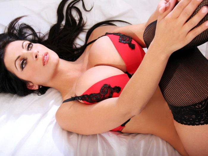 Image Is Loading Denise Milani Big Boobs Hot Model Wall Print