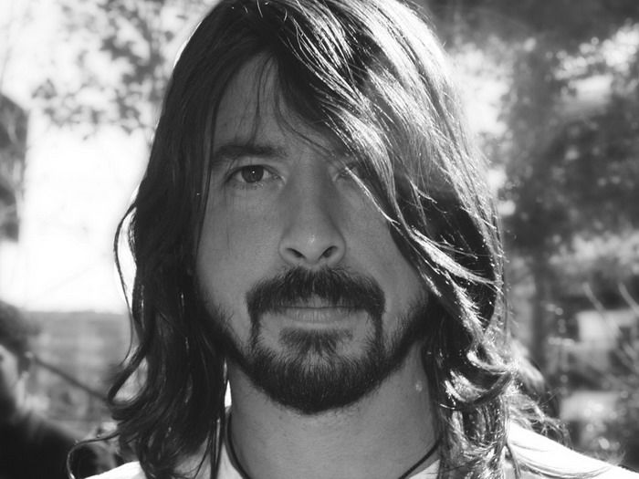 Dave-Grohl-BW-Portrait-Rock-Music-Wall-Print-POSTER-UK