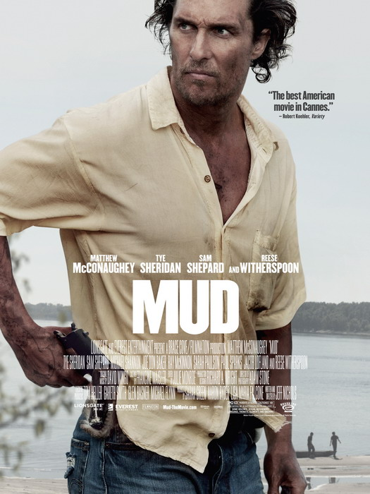 Mud 2012 Movie Matthew McConaughey Wall Print POSTER AU