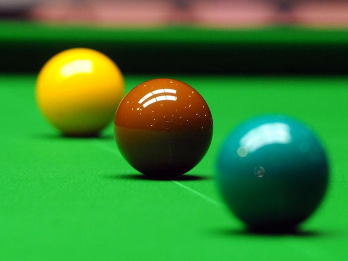 J4047 Snooker Balls Table Sport Wall Print POSTER AU