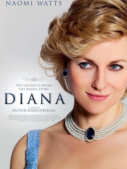 Diana Diana Diana Naomi Watts Movie 2013 FRAMED CANVAS PRINT FR 2d8bbe