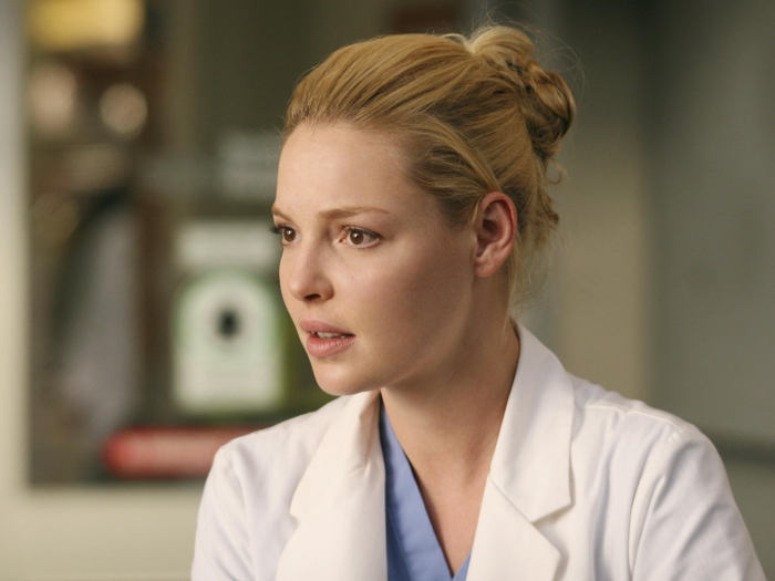 Grey\'s Anatomy Katherine Heigl Izzie Stevens Tv Series Giant Wall ...