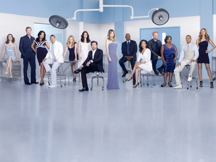 Greys Anatomy Tv Series Giant Wall Print Poster Ebay