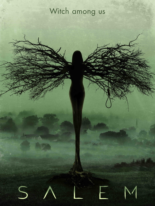 Salem 2014 TV Series Witch Tree Giant Wall Print POSTER