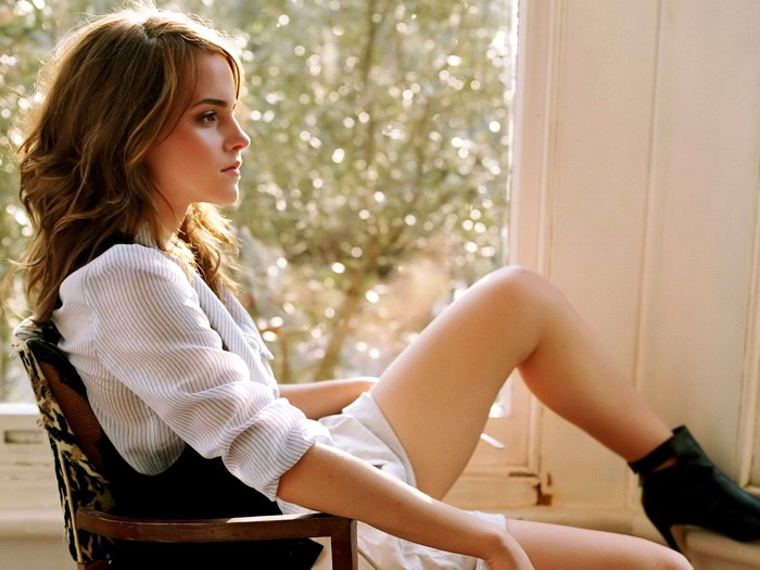 Sexy pictures of emma watson