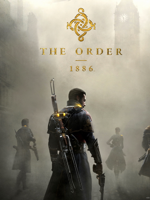 The Order 1886 Video Game Giant Wall Print POSTER