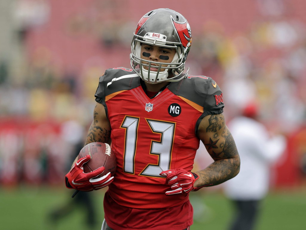 V8660 Mike Evans Tampa Bay Buccaneers Football Sport Player WALL PRINT POSTER
