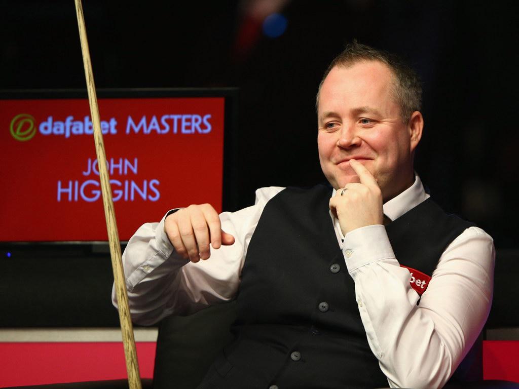 V8768 John Higgins Smile Funny Portrait Sport Snooker Player PRINT POSTER AU